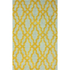 Brilliance Gold Viv Plush Rug