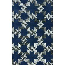 Gradient Navy Carrey Area Rug