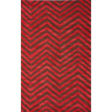 Brilliance Burnt Stripe Rug