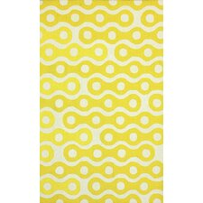 Serendipity Yellow Whinston Area Rug
