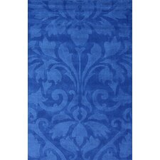 Gradient Blue Darcie Area Rug