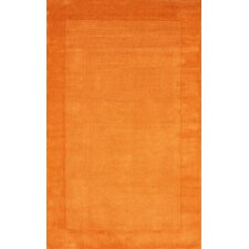 Goodwin Orange Hailey Area Rug