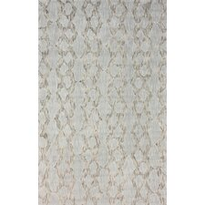 <strong>nuLOOM</strong> Brilliance Grey Hannah Plush Rug