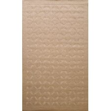 Natura Brown Solid Area Rug