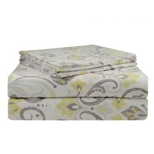 Meadow Flannel Sheet Set