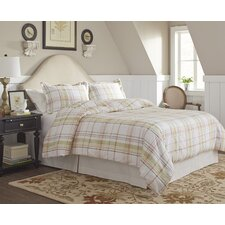 Tristan Flannel Bedding Collection