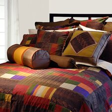 <strong>Pointehaven</strong> Luxury Cotton 6 Piece Comforter Set