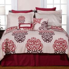 <strong>Pointehaven</strong> Luxury 8 Piece Comforter Set