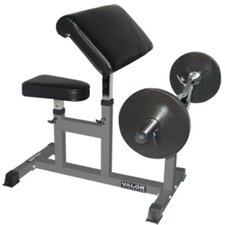 Preacher Curl Adjustable Preacher Bench