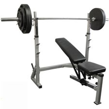 FID Flat / Incline and Decline Olympic Bench