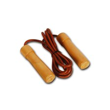 Jump Rope with Wood / Bearing Handle