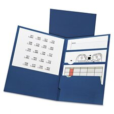 Divide It Up Four-Pocket Paper Folder (20 Pack)
