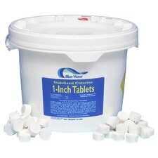 "1"" Chlorine Tablets 10 lbs"
