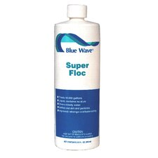 Super Floc Pool Water Clarifier (1 Quart)