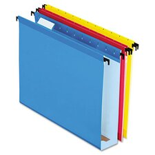 <strong>Pendaflex®</strong> Surehook Hanging File Folders, Letter, Assorted, 20/Box