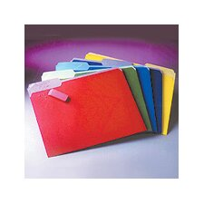 <strong>Pendaflex®</strong> File Folders, Erasable Tabs, 30/Pack