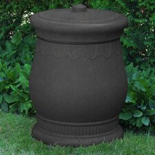Savannah 30-Gal. Urn Storage and Waste Bin
