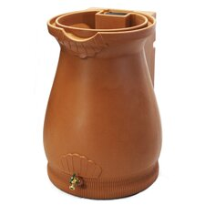 65 Gallon Rain Wizard Urn Rain Barrel