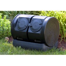 Wizard Dueling 7 Cu. Ft. Tumbler Composter
