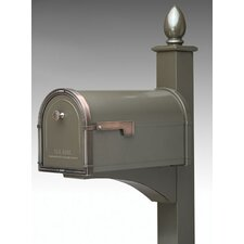 Decorative Mail Box Post