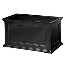 <strong>Mayne Inc.</strong> Fairfield 20 x 36 Patio Planter