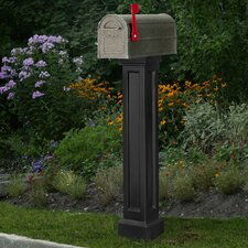 <strong>Mayne Inc.</strong> Bradford Mailbox Post