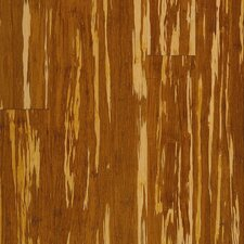 "Strand Woven 3-3/4"" Engineered Bamboo Flooring in Tiger Strand"