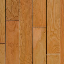 "Rio French Bleed 4-9/10"" Engineered American Cherry Flooring"