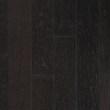 "<strong>CFS Flooring</strong> Rio Handscraped 4-9/10"" Engineered Oak Flooring in Espresso Bin"
