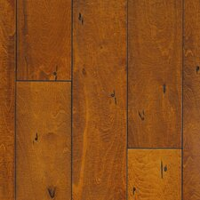 "BF-777 6-3/8"" Engineered Maple Flooring"