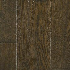 "Fiji 6-3/8"" Engineered Oak Flooring in Dark Leather Oak"