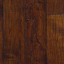 "Kensington 4-9/10"" Engineered Acacia Flooring in Smoked Peridot"