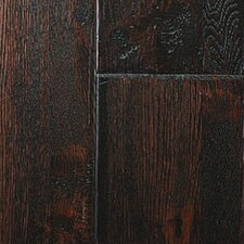 "Providence 7-7/8"" Solid Oak Flooring in Rustic Sienna"