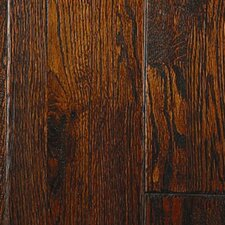 "Providence 7-7/8"" Solid Oak Flooring in Indian Red"