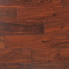 "Kensington II 5"" Engineered Acacia Flooring in Cabernet Walnut"