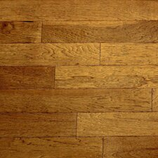 """Dakota II 5-1/2"""" Smooth Engineered Hickory Flooring in Buckhorn"""