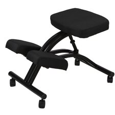 Ergonomic Low-Back Kneeling Chair