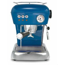 Dream Versatile Espresso Coffee Machine in Mediterranean Blue