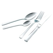 Kings Monogram 32 Piece Cutlery Set
