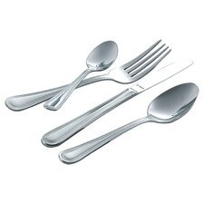 Bead Monogram 62 Piece Cutlery Set