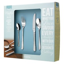 Sophie Masters 24 Piece Box Cutlery Set