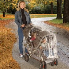 <strong>Jeep Baby Products</strong> Tandem Stroller Weather Shield