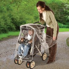 Premium Stroller Weather Cover Shield