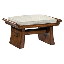 <strong>Belle Meade Signature</strong> Anthology Kehoe Fabric Tea Bench
