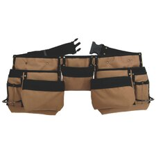 11 Pocket Carpenter's Tool Belt