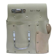 Drywall Hanger's Tool Pouch in Grey
