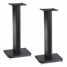 "Basic 24"" Wood Speaker Stands"