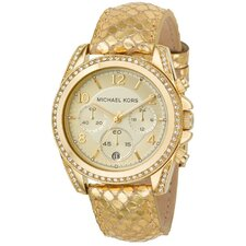 Women's Glitz Watch in Gold