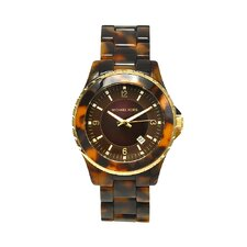 Women's Madison Watch in Brown Tortoise