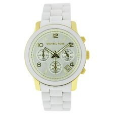 Women's Classic Watch with Chronograph Dial